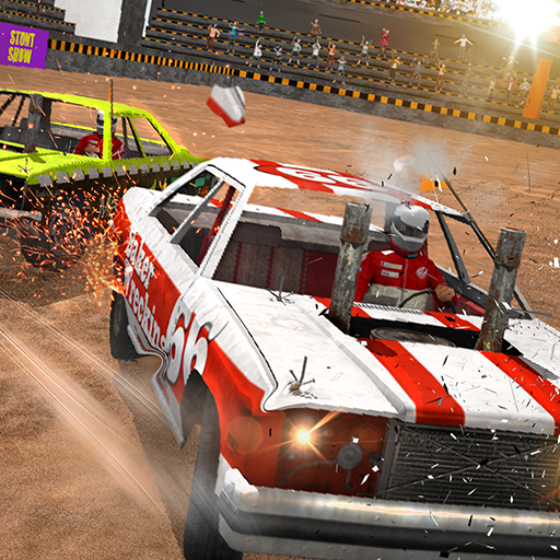 Demolition Derby Car Crash Games Xtreme Racing APK MOD