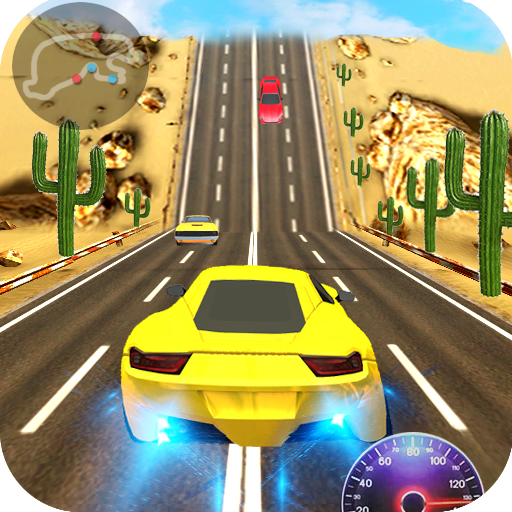 Racing In Car 3D APK MOD Pices Illimites Astuce