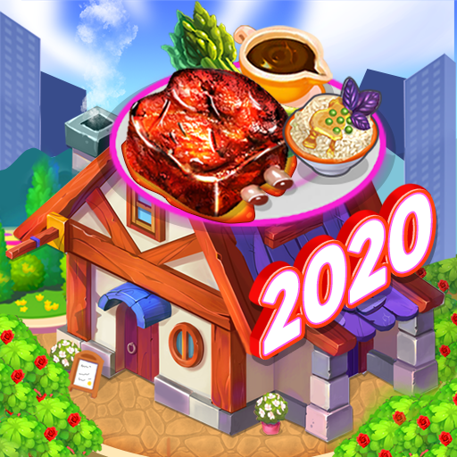 Cooking Crush – Madness Crazy Chef Cooking Games APK MOD ressources Illimites Astuce