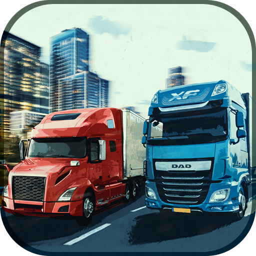 Virtual Truck Manager – Tycoon trucking company APK MOD ressources Illimites Astuce
