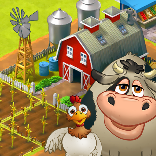 Farm Dream – Village Farming Sim APK MOD Pices de Monnaie Illimites Astuce