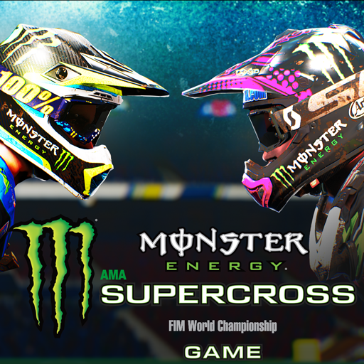 Monster Energy Supercross Game APK MOD Pices Illimites Astuce