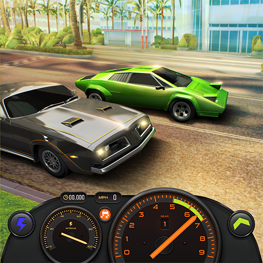 Racing Classics PRO Drag Race Real Speed APK MOD Pices de Monnaie Illimites Astuce