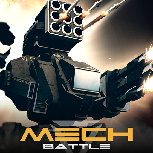 Mech Battle – Robots War Game APK MOD Pices Illimites Astuce