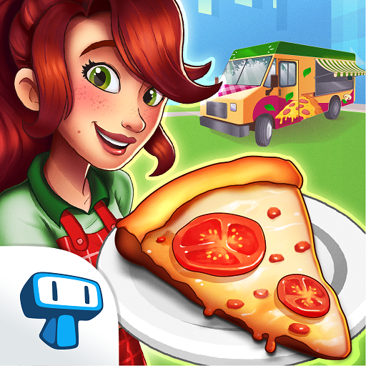 Pizza Truck California – Fast Food Cooking Game APK MOD Monnaie Illimites Astuce