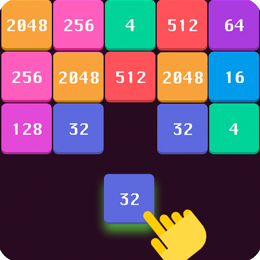 2048 Number Shoot and Merge APK MOD Monnaie Illimites Astuce
