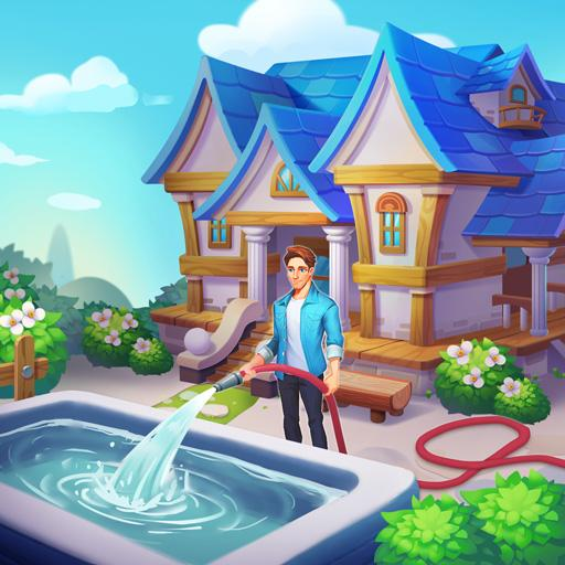 Dream Home Match – Renouveler la Mansion APK MOD ressources Illimites Astuce