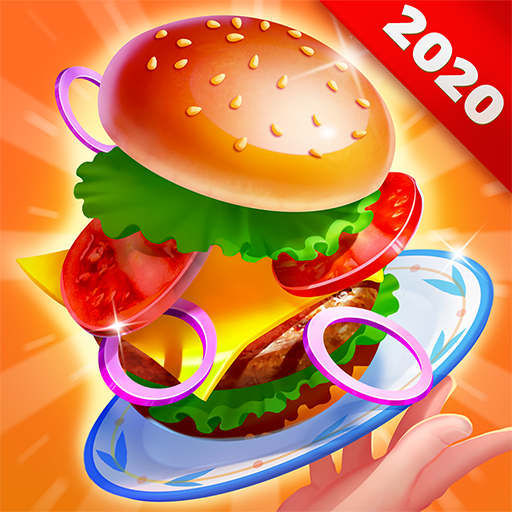 Jeux culinaires Chef ToquCooking Frenzy Madness APK MOD Pices Illimites Astuce