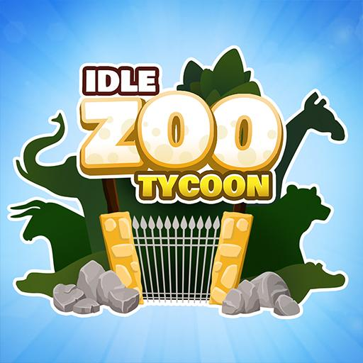 Idle Zoo Tycoon 3D – Animal Park Game APK MOD Pices Illimites Astuce