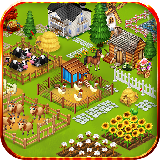 Little Big ferme APK MOD Pices Illimites Astuce