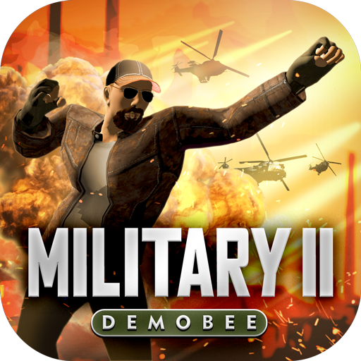 Mad City Military II Demobee 2018 APK MOD ressources Illimites Astuce