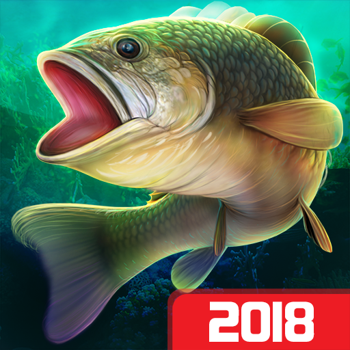 Real Reel Fishing Simulator Ace Wild Catch 2018 APK MOD ressources Illimites Astuce