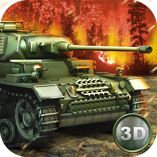 Tank Battle 3D World War II APK MOD Pices Illimites Astuce