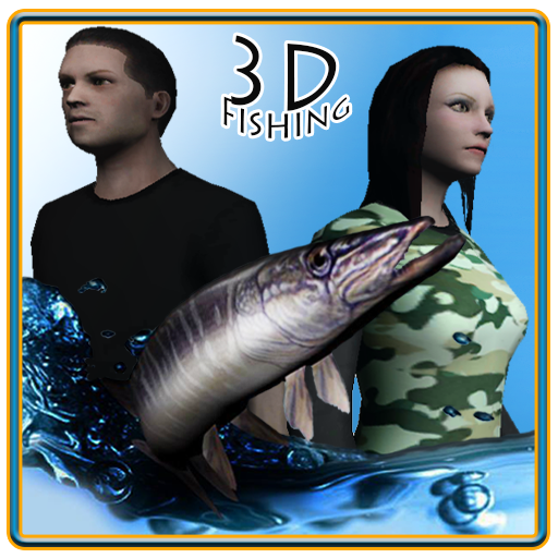 GoFishing3D The Real Fishing APK MOD ressources Illimites Astuce