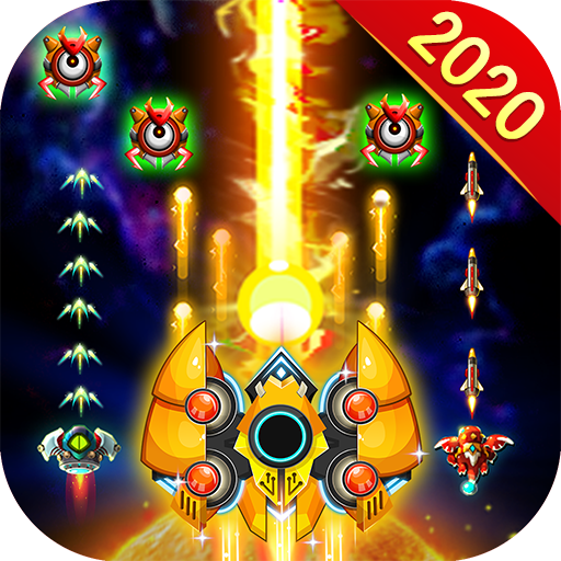 Space Hunter The Revenge of Aliens on the Galaxy APK MOD Monnaie Illimites Astuce