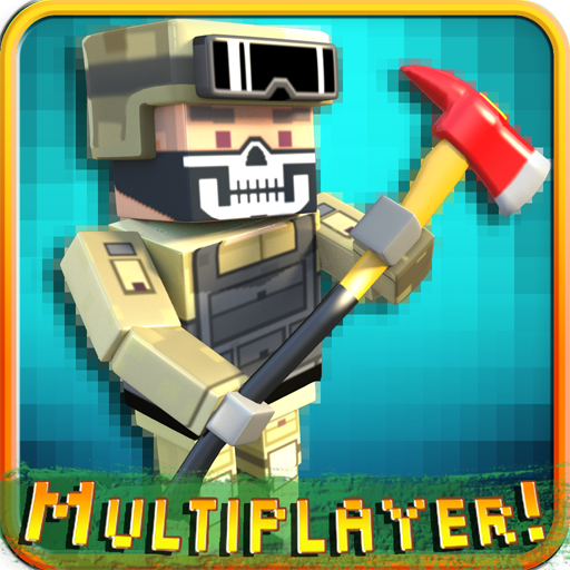 Pixel Smashy War – Gun Craft APK MOD ressources Illimites Astuce
