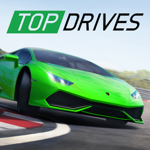 Top Drives Cartes de voitures du course APK MOD ressources Illimites Astuce