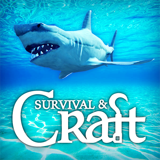 Survival and Craft Crafting In The Ocean APK MOD Monnaie Illimites Astuce
