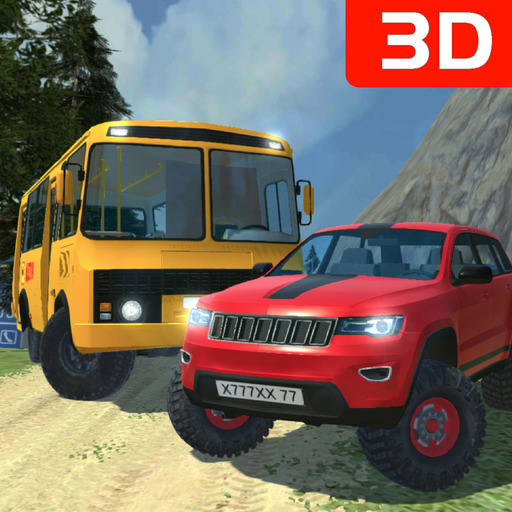 Offroad Simulator Online 8×8 4×4 off road rally APK MOD Pices Illimites Astuce